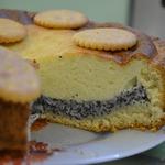 Пирог со сметанным суфле