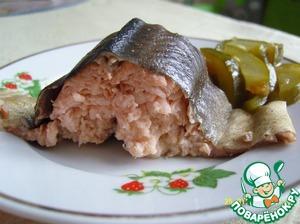 Рецепт Рыба горячего копчения