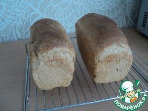 Рецепт Хлеб на рассоле ( рецепт №2)