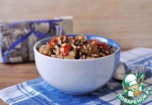 Рецепт Средиземноморское овощное рагу с рисом