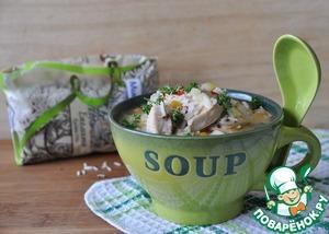 Рецепт Айнтопф с рисом, киноа и кукурузой