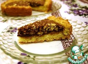 Рецепт Пирог «Молочный шоколад»