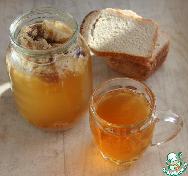 Домашний хлебный квас на 3 литра: как сделать в домашних условиях 43