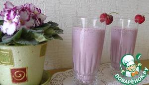 Рецепт Мятно-клубничный смузи