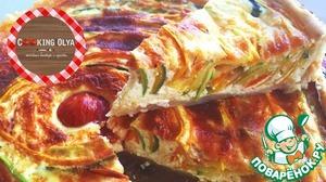 Рецепт Солнечный летний пирог