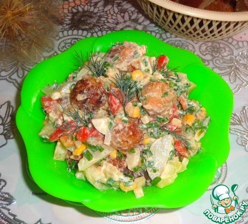 салат десяточка с фото