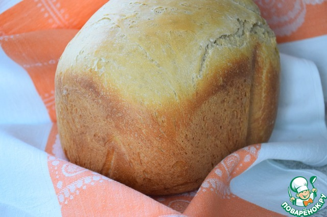 Рецепт как испечь хлеб из муки в домашних условиях