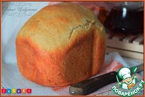 Рецепт Коричневый хлеб из пшеничной муки