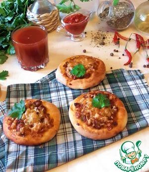рецепт школьная пицца гост