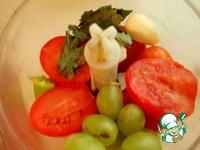 Шашлык в виноградном соке ингредиенты