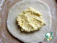 Быстрый сырный пирог на сковороде ингредиенты