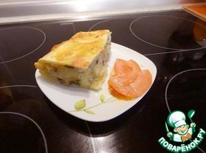 Рецепт Картошка мраморная. Постная