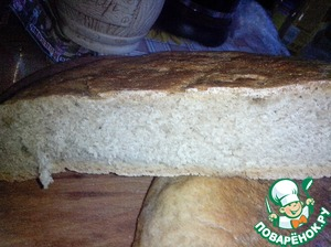 Рецепт Хлеб ржаной в мультиварке
