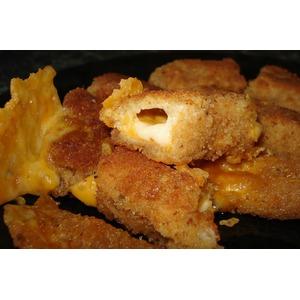 Хрустящие сырные палочки за 5 минут