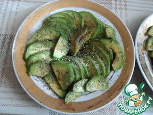 Рецепт Завтрак из авокадо
