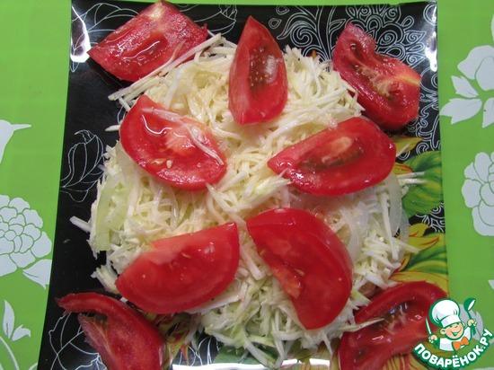 Вкусные салаты с фотографиями из сердца