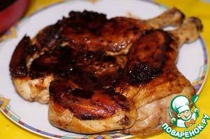 Рецепт Цыпленок Тапака