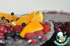 Рецепт Варенье из ягод с апельсином! Царское варенье