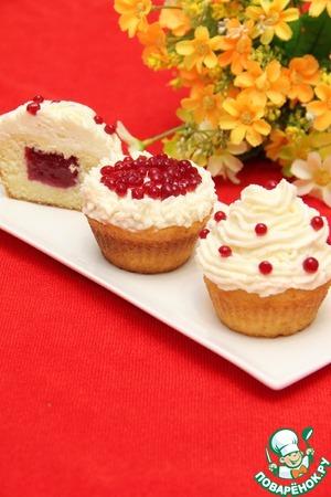 """Рецепт """"Икра"""" сладкая десертная + кексики с начинкой"""