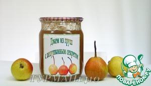 Рецепт Джем из груш