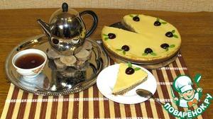 Рецепт Лимонный торт-пай