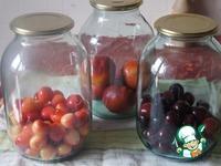 Домашний компот без стерилизации ингредиенты