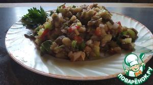 Закуска из баклажанов домашний рецепт с фото как готовить