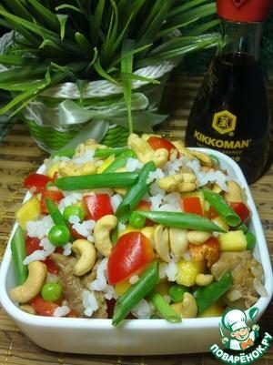 Рецепт Китайский салат из курицы