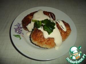 Рецепт Рисовые зразы