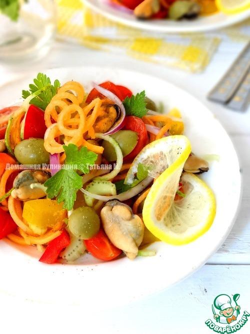 поваренок ру все рецепты салатов