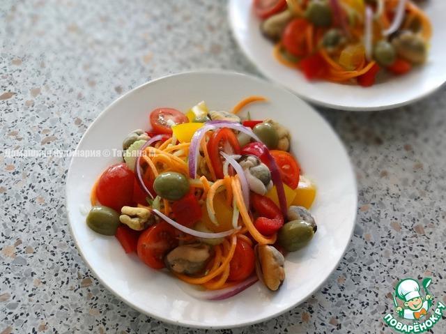 салаты на зиму рецепты с фото поваренок