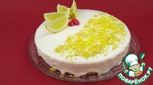 Рецепт Вкусный лимонный кекс
