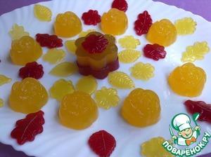 Рецепт Домашний мармелад на агар-агаре