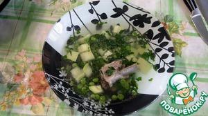 Летний суп с пак-чой и базиликом рецепт с фотографиями