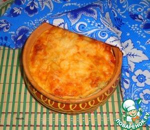 Рецепт Запеканка из баклажана и кабачка