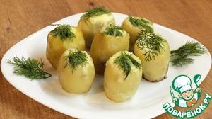 Рецепт Картофельные гнёзда