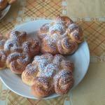 Кружевные булочки