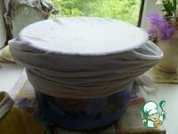 Кулич на закваске - Воздушный - кулинарный рецепт