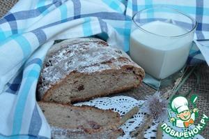 Рецепт Гречишный хлеб