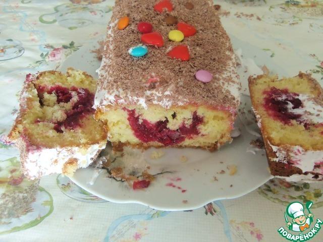 Рецепты тортов и булочек с фото