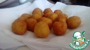 Рецепт Белорусские цибрики