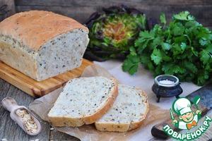 Рецепт Простой злаковый хлеб