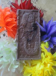 Рецепт Домашний шоколад с мукой