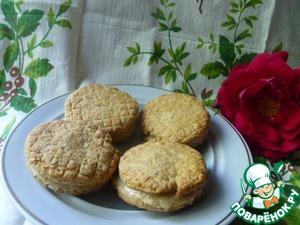 Рецепт Домашнее печенье со сгущенкой