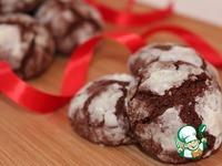"""Печенье """"Шоколадные трещинки"""" со злаками ингредиенты"""