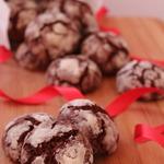 """Печенье """"Шоколадные трещинки"""" со злаками"""