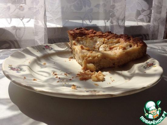 Тесто для рыбного пирога на сметане