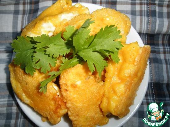 Перец в кляре рецепт пошагово
