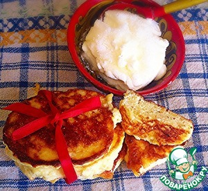 Рецепт Овсяные сырники