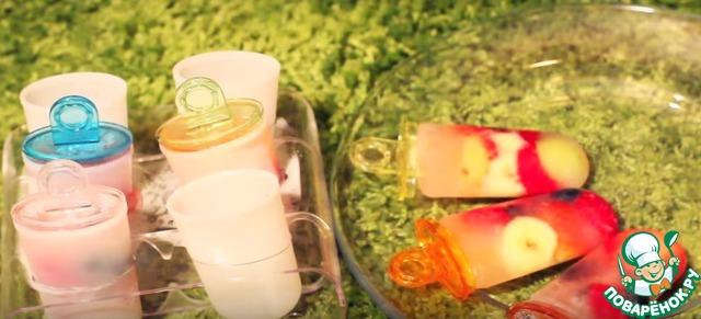 торт фруктовый сад рецепт приготовления